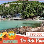 Voucher du lịch đảo Nam Du cùng cẩm nang kinh nghiệm chi tiết
